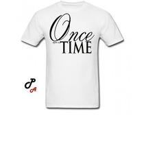 Camisetas Série Once Upon A Time - Era Uma Vez