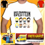 Camiseta Led Zeppelin South Park Camisa Bandas Frete Gratis