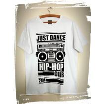 Camisa Fresh Underground Just Dance 2014 Hip Hop Boombox