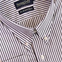 Camisa Masculina Manga Longa 100% Algodão Fio 50 02 2030