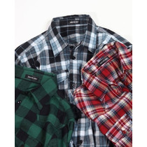Camisa Xadrez Flanela