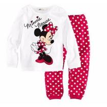 Pijama - Minnie - Pronta Entrega
