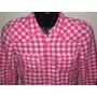 Camisa Xadrez Hollister Original - Tam. M - Produto Inglês
