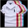 Kit 10 Camisa Gola Polo Ralph Lauren Importada Pronta Entre