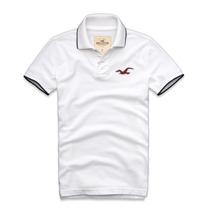 Camisa Polo Hollister Importada Usa 100% Original P M G Gg