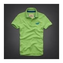 Camiseta Hollister Polo Masculina Varias Cores E Tamanhos