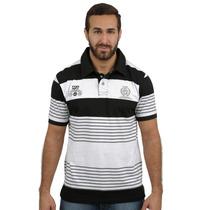 Camisa Pólo Masculina Importada Federal Art 01