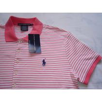 Blusa Polo Ralph Lauren Tamanho G / L Feminina Original