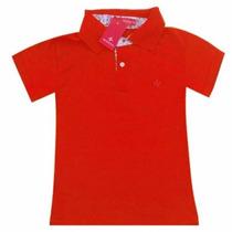 Kit C/ 3 Camisa Pólo Dudalina Feminina
