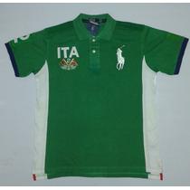 Camisa Polo Ralph Lauren Paises Itália Austrália Dubai