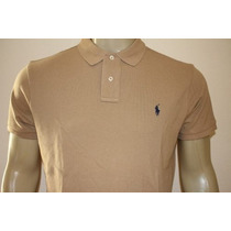 Camisa Gola Polo Custom Fit Polo Ralph Lauren Masculina