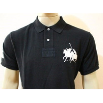 Camisa Gola Polo Classic Fit Polo Ralph Lauren