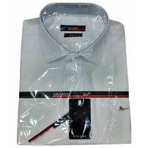 Camisa Social Masculina Aramis Branca Arm