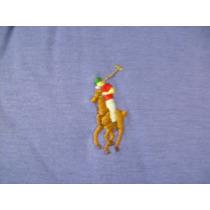 Camisa Polo Ralph Lauren Usa L Pima Soft Touch Xg 72cmx58cm