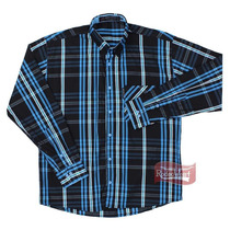 Camisa Masculina Xadrez C/ Manga Longa - Rodeo Western