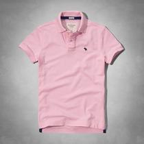 Frete Gratis- Camisa Gola Polo Da Abercrombie & Fitch G G G