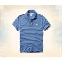 Camisa Polo Hollister Hawthorne Original À Pronta Entrega