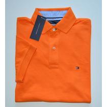 Camisa Polo Tommy Hilfiger: Tamanho P / S Nova Original
