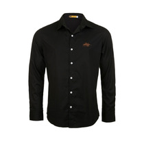 Camisa Fashion Classic Preta - Club Polo Collection