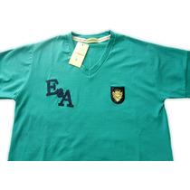 Camisa Emporio Armani Gola V Várias Cores