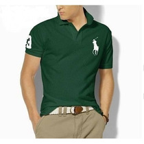 Camisa Polo Masculina Já No Brasil Frete Grátis