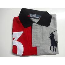 Camisa Polo Halp Lauren Original Tam M