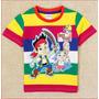Camisa Infantil Meninos Perdidos Peter Pan - Pronta Entrega