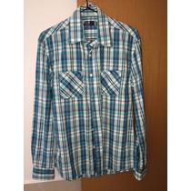 Camisa Camiseta Polo Luigi Bertolli Manga Comprida Tamanho M