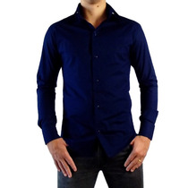 Camisa Polo Social Anibla Slim Fit T-67