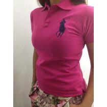 Camisa Polo Ralph Lauren Feminina A Pronta Entrega!