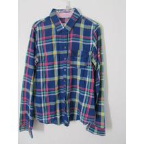 Camisa Abercrombie Feminina - Tamanho G - Usada/ Original