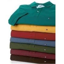 Camisa Polo Tommy Hilfiger 100% Original Lacoxte