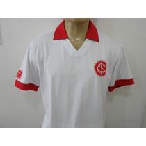 Camisa Internacional Retrô - Réplica 1961 - Malha Algodão