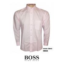 Camisa Social Hugo Boss-masculina. Original (frete Grátis)
