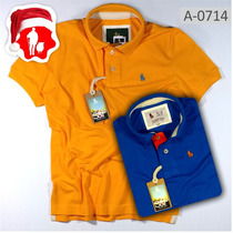 Camiseta Polo Sheep Fyeld 100% Original - 7 Cores - Slim Fit