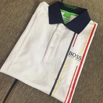 Hugo Boss Polo Golf ( M ) - 100% Original - 12x Sem Juros