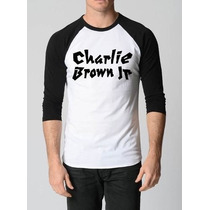 Camisa Do Charlie Brown Jr (manga Longa)
