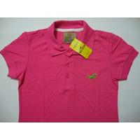 Camisa Social Polo Feminina Calvin Klein Tamanho P M G Gg Xg