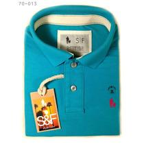 Camisas Polo Masculina Diversas Cores Marca: Sheepfyeld