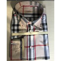 Camisa Polo Social Burberry Fred Perry Prada Hugo Bos Osklen