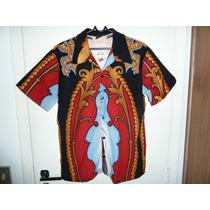 Camisa Estilo Gang Latina De Los Angeles (usa)