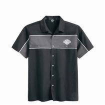 Camisa Garage Harley Davidson 99065-12vm