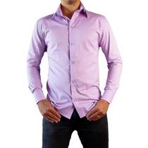 Camisa Slim Fit - Pronta Entrega - Mais De 50 Modelos
