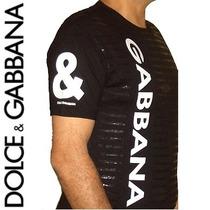 Camisa Dolce & Gabbana Vertical M, G E Gg D&g