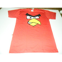 Camisa - Angry Bird - Tamanho - G - Pronta Entrega