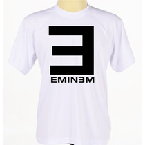 Camisa Camiseta Personalizada Eminem Rap Hip Hop