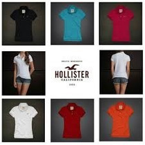 Polofemenina Hollister