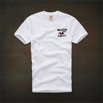 Camiseta Hollister E Abercrombie & Fitch - Pronta Entrega
