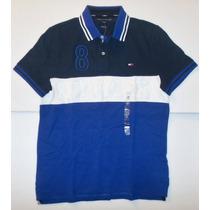 Camisa Polo Tommy Hilfiger: Tamanho Gg / Xl Vários Modelos