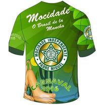 Mocidade 2016 - Camisa De Enredo Carnaval 2016